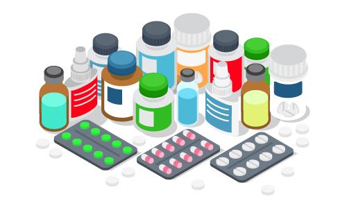 薬を増やすイメージ