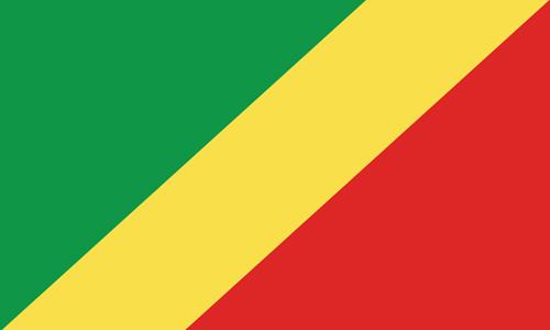 コンゴ国旗