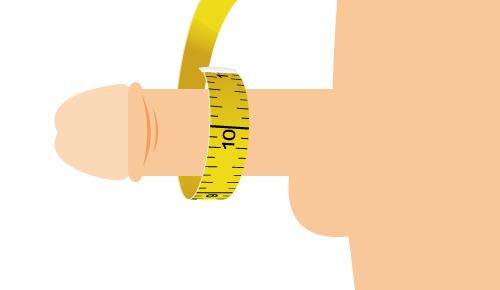 太さの測り方